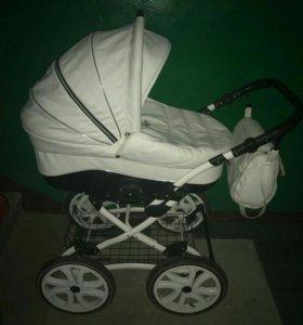 Детская коляска INDIGO S Plus 2 в 1