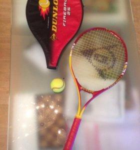 Ракетка большого тенниса