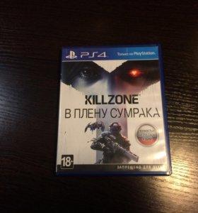 Видеоигра Killzone в плену сумрака