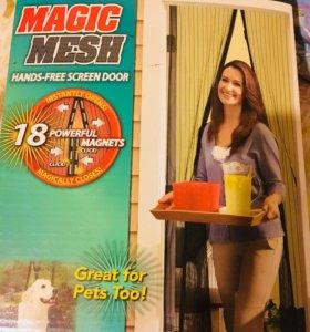 Продам новую москитную сетку на двер