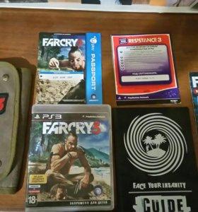 Игра на PS3 FARCRY 3