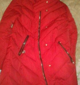 Куртки на синтепоне теплые