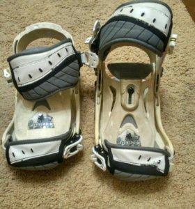 Крепления для сноуборда