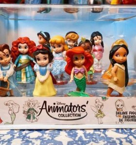 Набор фигурок Disney Animators Collection