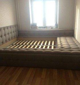 Кровати и мебель для спален на ЗАКАЗ