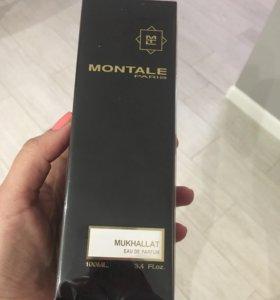 Селективный парфюм Montale Mukhallat 100ml