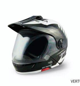 Новый шлем-трансформер для квадроциклов legion