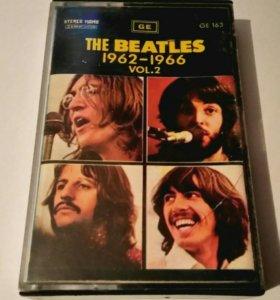 АУДИОКАССЕТА The BEATLES 1962-1966
