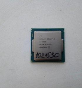Процессор Intel core i 5 6500 сокет 1151 4 ядерной