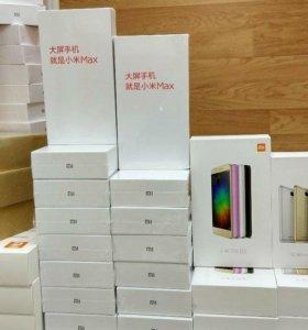 Смартфоны xiaomi в наличии, год гарантии бесплатно