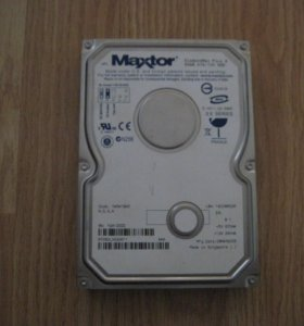 "Жесткий диск ATA 80Gb Maxtor 3,5"""
