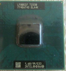 Процессор Intel Pentium Dual-Core T2330