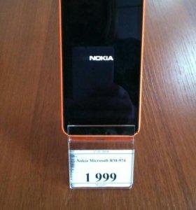 Телефон Nokia Microsoft