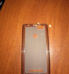 Чехол на телефон, силиконовый.