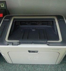 Лазерный принтер HP LJ 1505