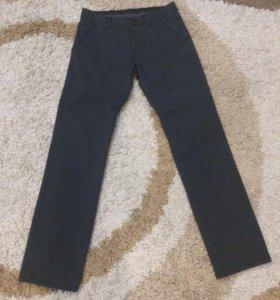 Утеплённые мужские брюки