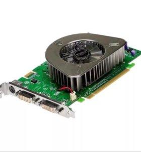 Видеокарта nvidia 8600 gts