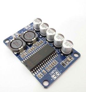 Усилитель 35 Ватт TDA8932T
