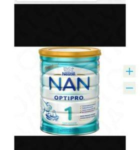 Детская смесь NAN optipro 1, 800 гр.
