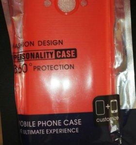 Чехол-бампер Huawei y3 2017