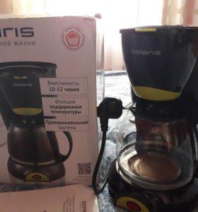 кофеварка новая, в упаковке