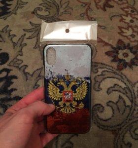 Чехол айфон 10