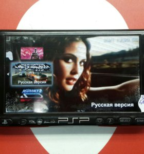 Sony PSP 3008 2гб прошита (HD0134356)