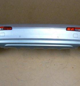 Бампер задний Audi Q7 4M