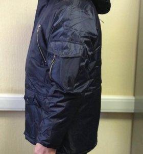 Куртка-аляска новая