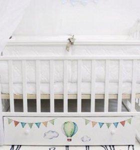 Комплект детской мебели Воздушный шар