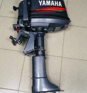 Лодочный мотор YAMAHA 5 л.с.