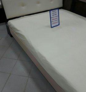 Кровать двуспальная новая