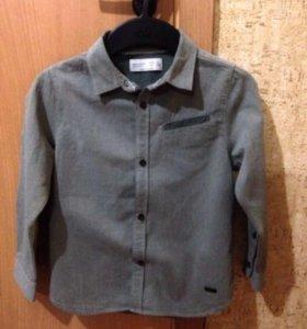 Рубашка Zara р.116
