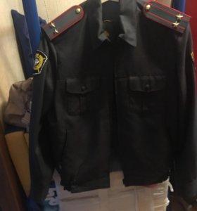 Костюм полицейский старого образца