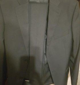 Мужской костюм 52 р бесплатно