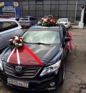 Прокат/аренда авто с водителем