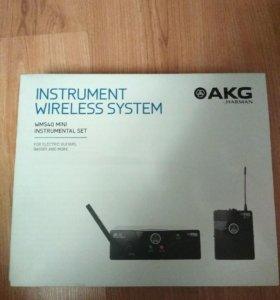 Радиосистема AKG wms40 mini instrumental set