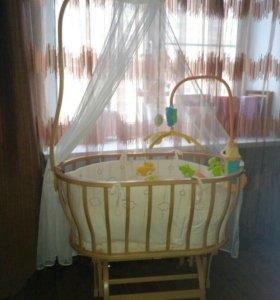 Колыбель fiorellino (funna baby)