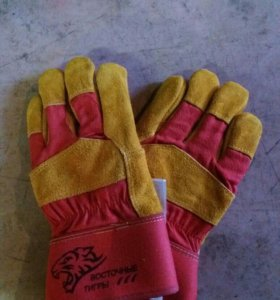 Перчатки ВОСТОЧНЫЕ ТИГРЫ не тканый материал