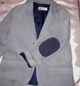 Пиджак на мальчика H&M