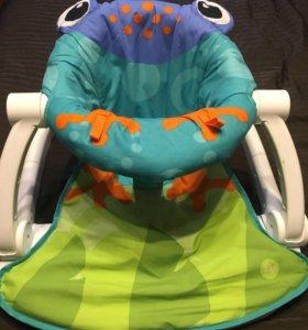 Детский стульчик для малышей до года