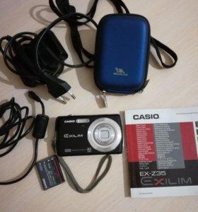 Фотоаппарат Casio EX-Z35