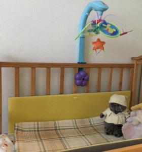 Чудо-карусель для малыша и его мамы