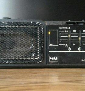 Радиоприемник Альфатон 204-1