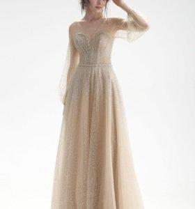 Свадебное платье/ вечернее платье