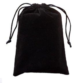 Мешочек для подарков бархатный 30 х 40 см (новые)