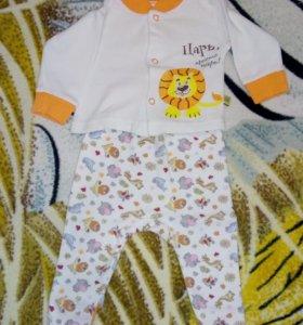 Детский костюмчик в идеальном состоянии