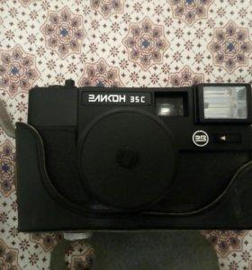 Раритетный фотоаппарат эликон 35с