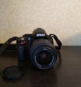 📷Цифровой фотоаппарат Nikon D5100