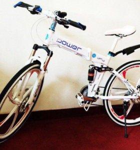 Велосипед BMW power